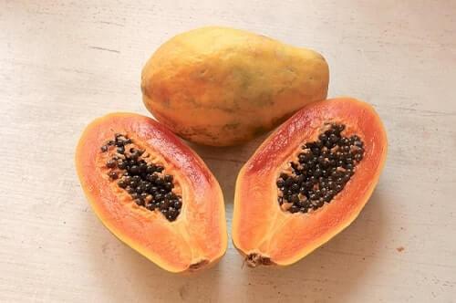 papaya remedio natural