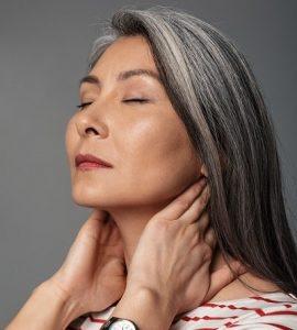 Por qué aparecen las arrugas en el cuello