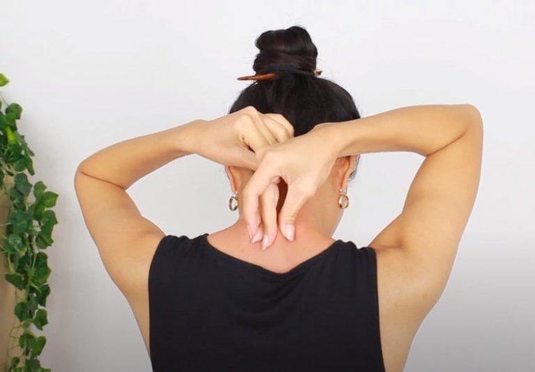 pinzamientos del cuello